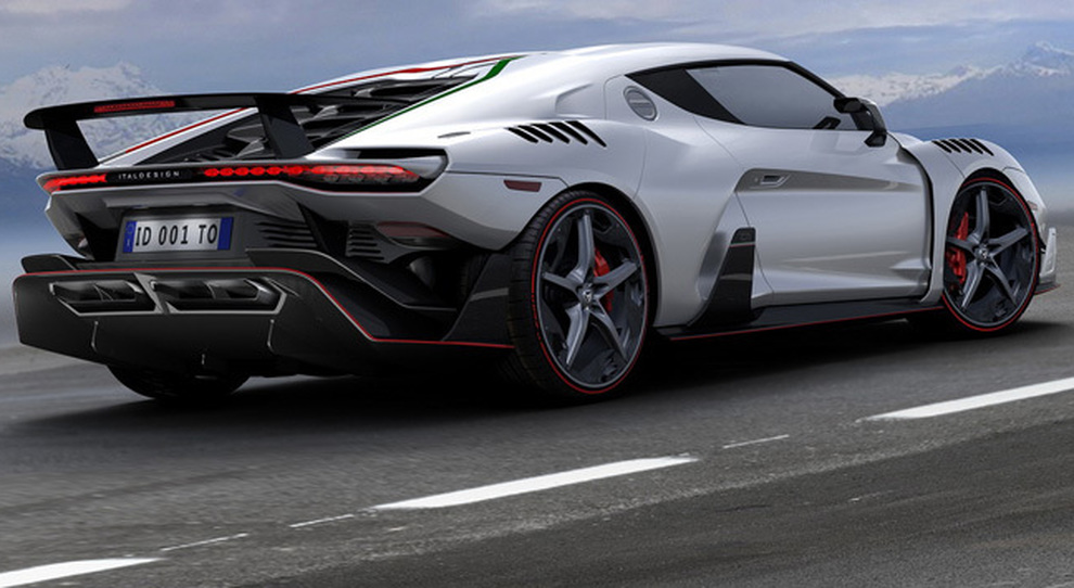 La Italdesign Zerouno