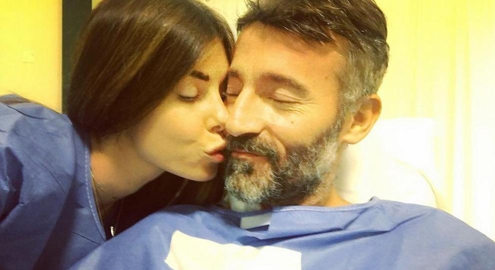 Max Biaggi dimesso dal San Camillo
