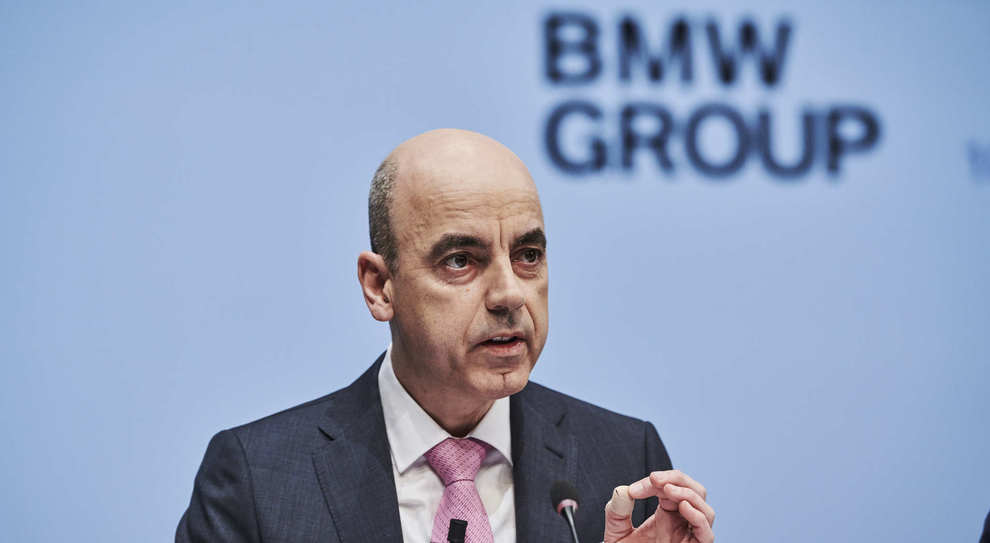 Nicolas Peter, Member of the Board of Management of BMW AG, Finance,