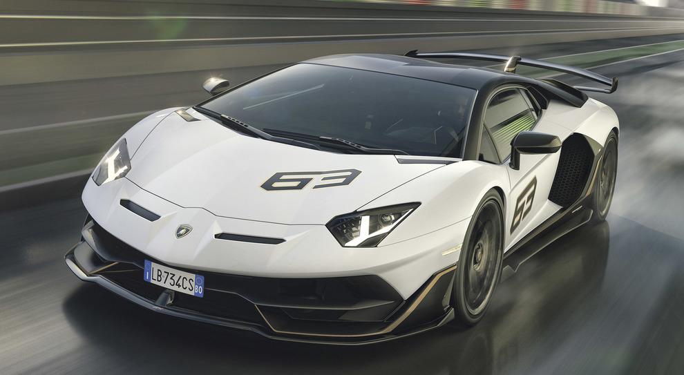 Lamborghini Aventador Svj La Piu Veloce Di Sempre Tutti I Segreti