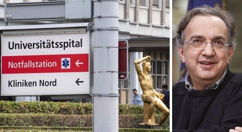 L'ospedale rompe il silenzio: Marchionne era gravemente malato da un anno