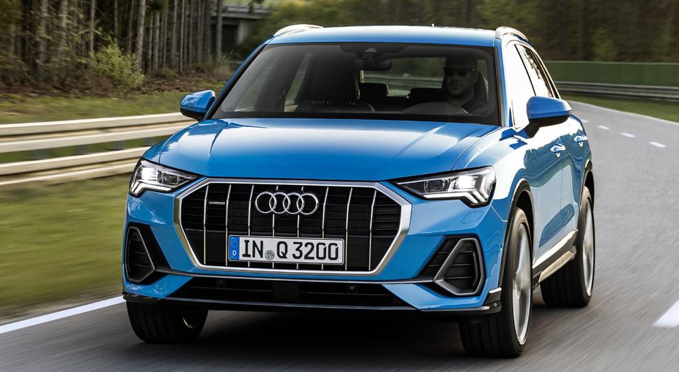 Nuova Audi Q3 è Più Grande Comoda E Tecnologica Tre Motori