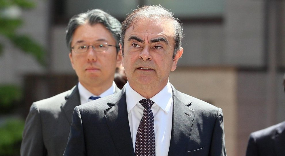 Carlos Ghosn, ex ceo di Nissan