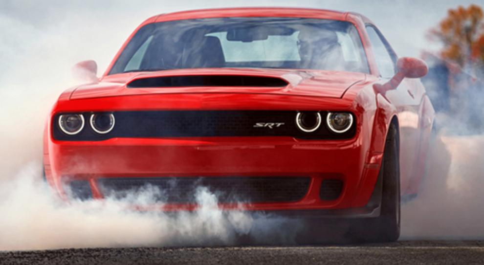 L'auto di serie più rapida del mondo? La Dodge Challenger SRT di Fca: 0-100 in 2,3 secondi