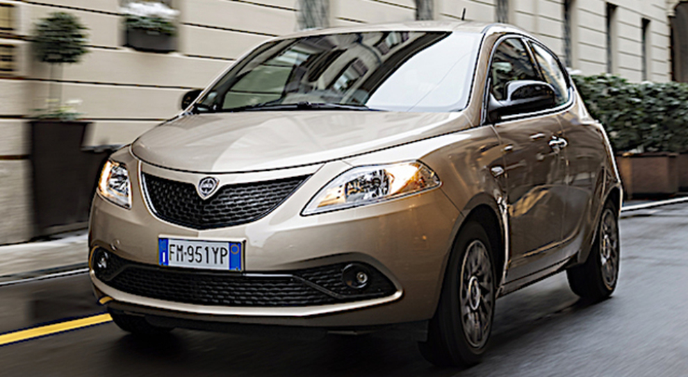 La Lancia Ypsilon Gold my 2018