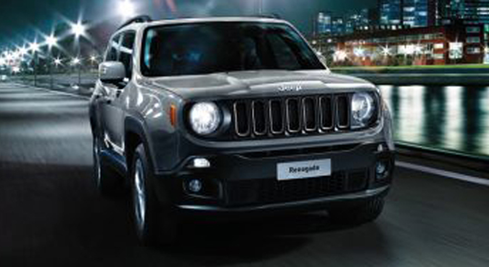 La Jeep Renegade