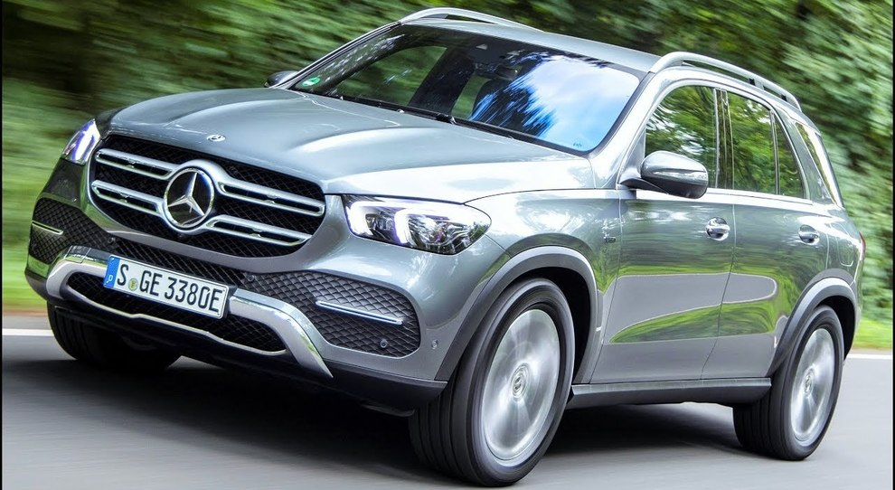 La Mercedes GLE 350 de 4MATIC