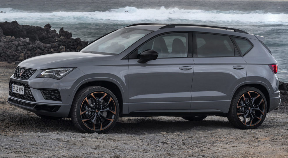 La Cupra Ateca Limited Edition