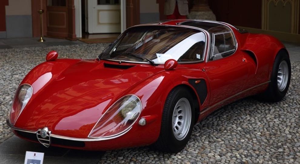 Alfa Romeo 33 2 Stradale