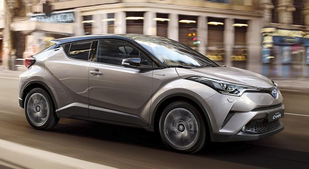 In Italia sempre più auto ibride: Toyota e Lexus leader ...