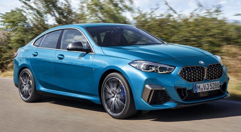 Risultato immagini per La BMW seconda serie grand coupè