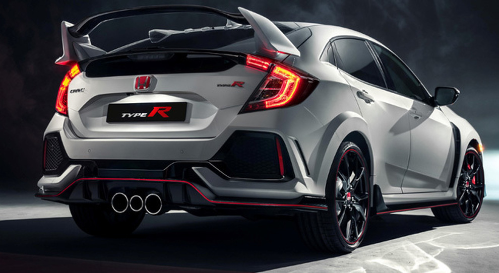 La Honda Civic Type R