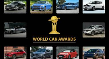 World Car Of The Year 2021, ecco le auto finaliste. Elezione il 20 aprile anche per Urban, Luxury, Performance e Design