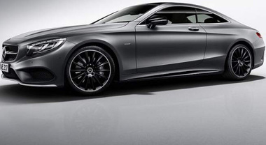 Mercedes Classe S coupé Night Edition, la sportiva targata AMG ad aprile in Europa