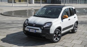 Panda Connect by Wind, la citycar Fiat è iperconnessa