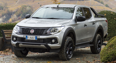 Fiat Fullback Cross, top di gamma per lo stiloso pick-up che si distingue per versatilità e carattere