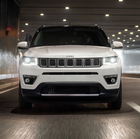 Jeep Compass Limited Winter, debutta negli show room l'edizione limitata