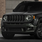 Jeep Renegade si fa in due a Los Angeles: l'estrema Deserthawk e la cittadina Altitude