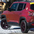 "Renegade Skeleton Run, dal team di Lapo Elkann una Jeep da ""discesisti"""